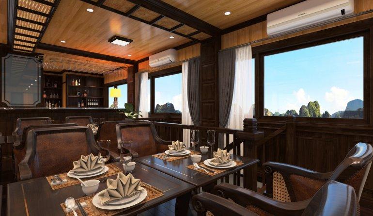 Restaurant-Rubicon Laregina