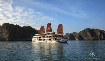 Orchid Cruises 2 Days 1 Night