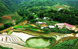 Sapa Valley – Cat Cat – Ham Rong – Lao Chai – Ta Van 3 Days 2 Nights